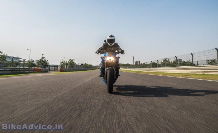 Suzuki GSX-S750 Review Fuel Efficiency