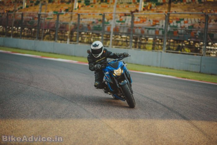 Suzuki GSX-S750 Review & tech specs