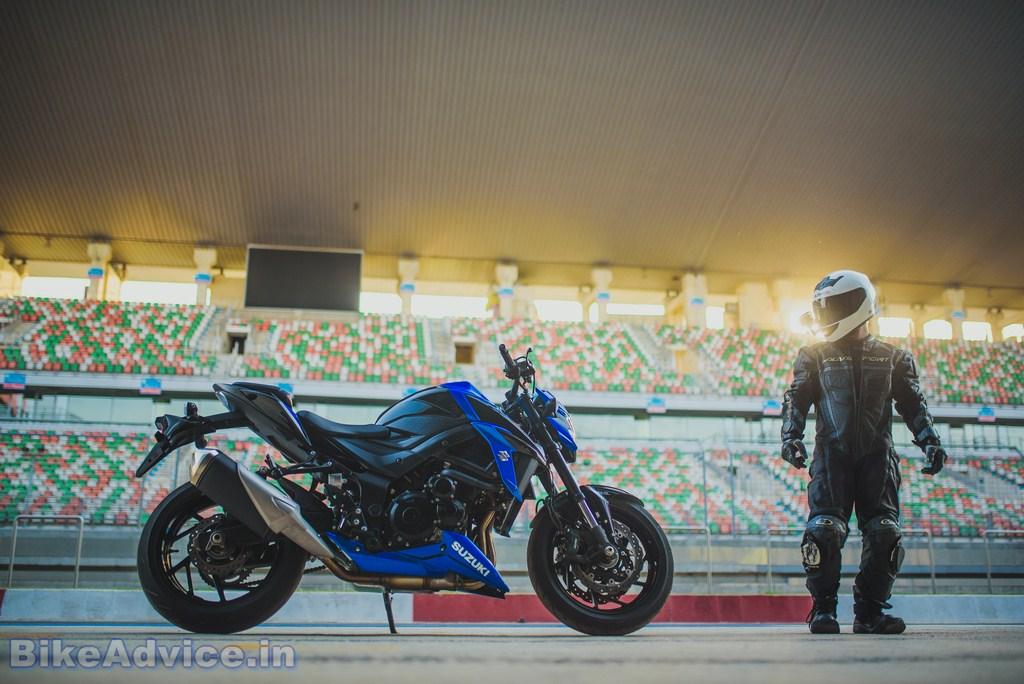 Suzuki GSX-S750 Review