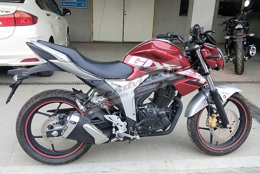 Naked Gixxer ABS Price, Pics, Details: with Live Pics