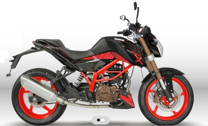 UM Motorcycles Introduce Xtreet 250X – Copy of KTM Duke