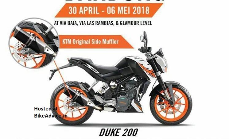 2018 Duke 200