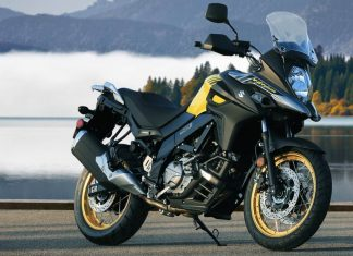Suzuki V-Strom 650 Launch