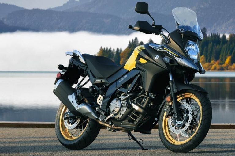 Suzuki V-Strom 650 XT Launched in India @ INR 7.46 Lakh