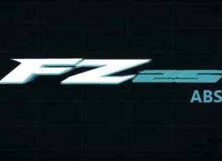 Yamaha FZ25 ABS launch