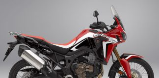 2018 Africa Twin Changes