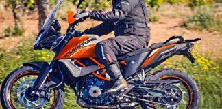 KTM 390 Adventure pics