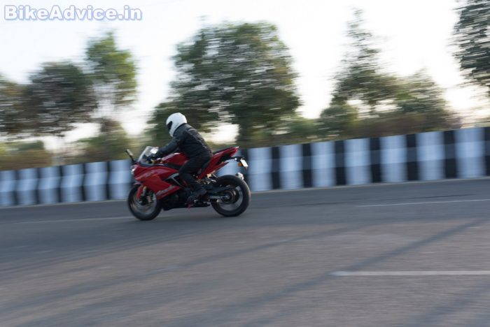 TVS Apache RR 310 review