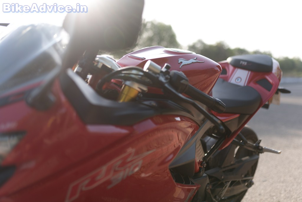 TVS Apache RR 310 Review: ROAD TEST | BikeAdvice in