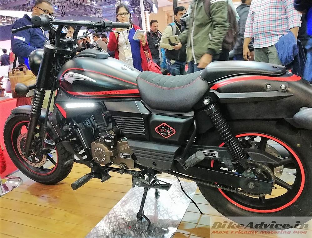 UM Motorcycles Sales