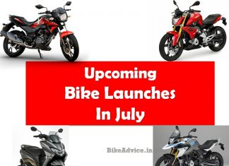 Upcoming Motorcycle Launches