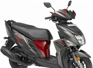 Yamaha Ray Street Rally Price