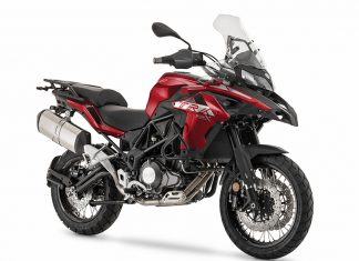 Benelli TRK 502 Launch