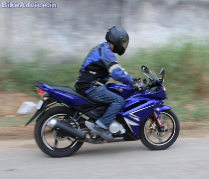 Yamaha YZF R15 V1 review