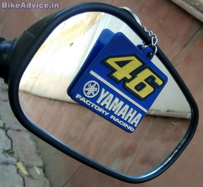 Yamaha YZF R15 V1 side mirror
