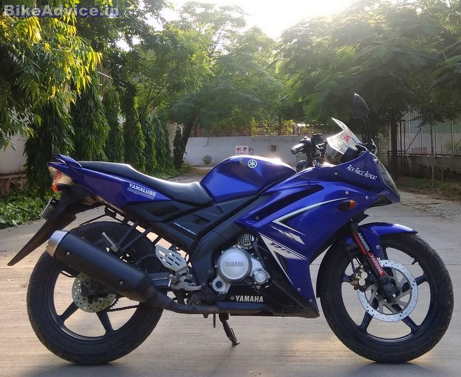 Yamaha YZF-R15: A Decade of Dominance | BikeAdvice in