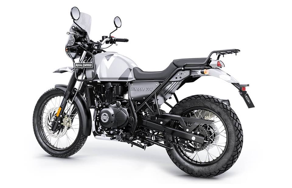 royal enfield himalayan weight has increased by 12 kilos since launch