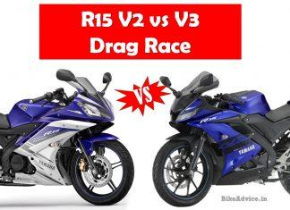 Yamaha R15 V3 vs V2