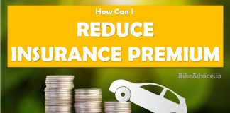 ways to reduce insurance premium