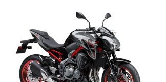 2019 Z900 Changes