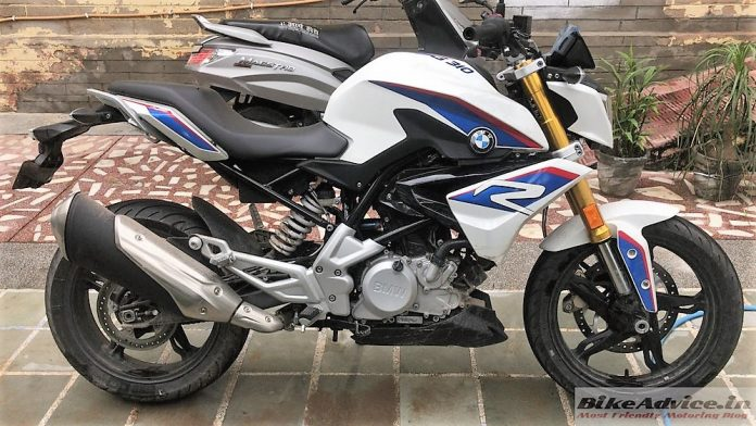 BMW G310 R User Review