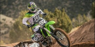 Kawasaki Motocross motorcycle prices