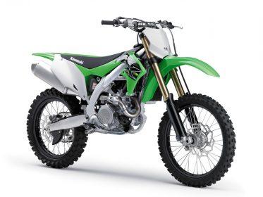 Kawasaki KX450 studio 1