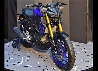 Yamaha MT15 Pics
