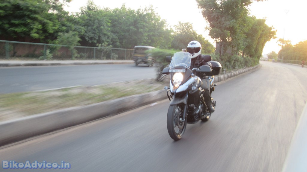 V-Strom 650 BS6 launch