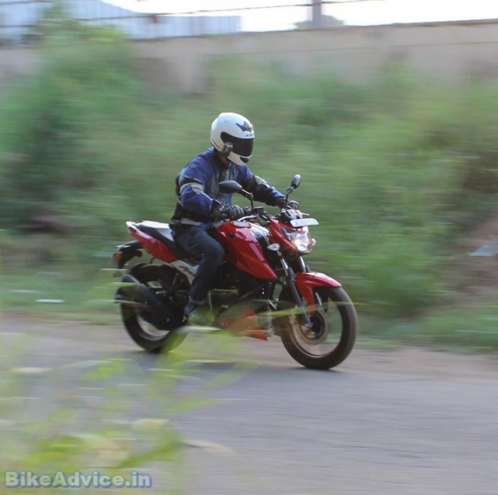 tvs apache rtr 160 4v review power and torque
