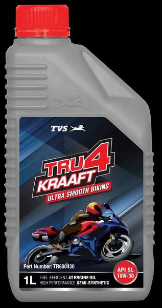 TVS TRU4 KRAAFT Features