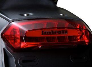 Lambretta launch