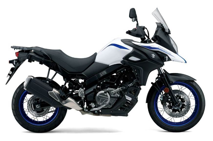 Suzuki V-Strom 650XT ABS Launched In India At Rs. 7.46 Lakh