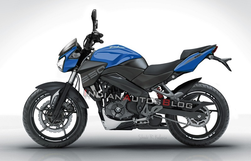 New Pulsar 250 Pic (speculative rendering) Emerges – Getting Close?