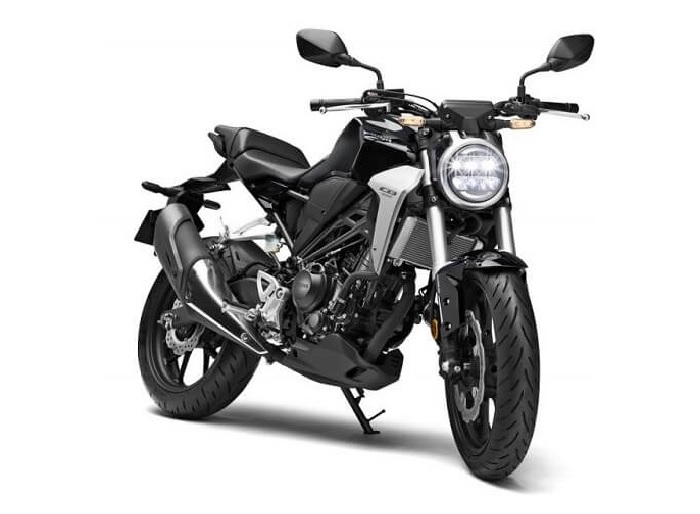 Honda two-wheeler Sales