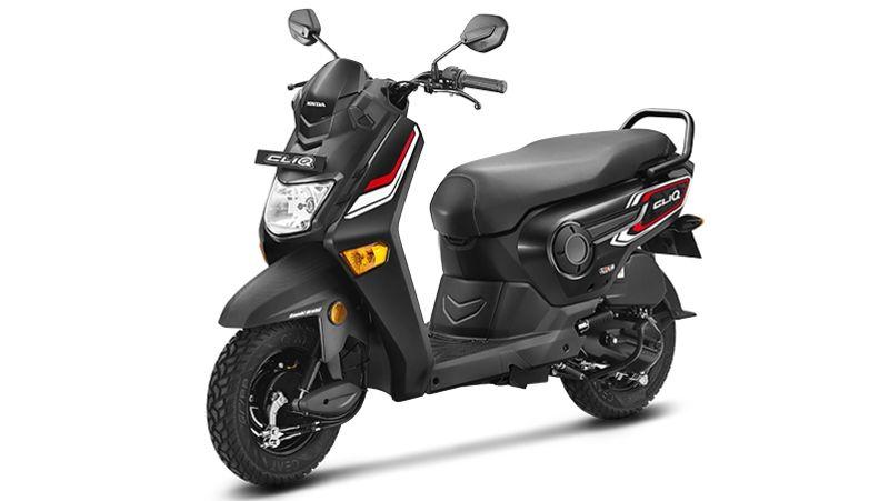 New 2020 Honda Cliq