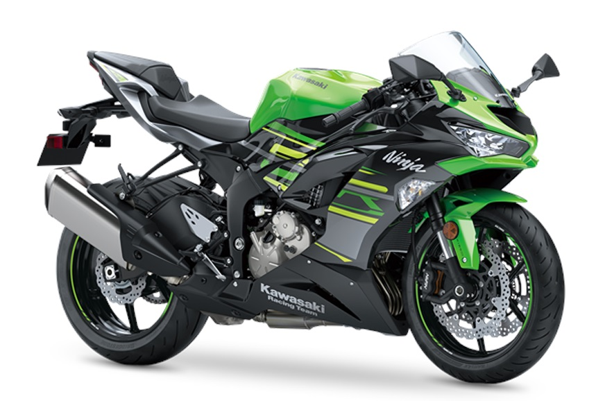 Kawasaki India sales
