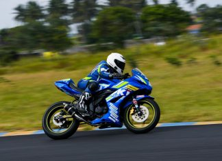 Suzuki Gixxer Cup Race