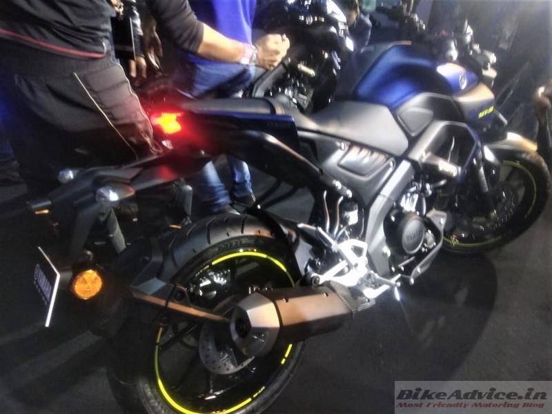 Yamaha MT15 Price