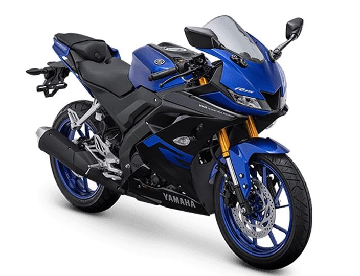 2019 Yamaha R15