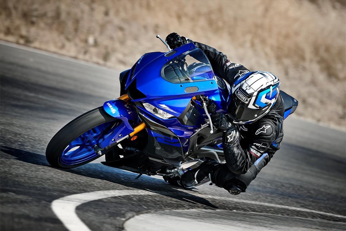 2019 Yamaha R3 launch