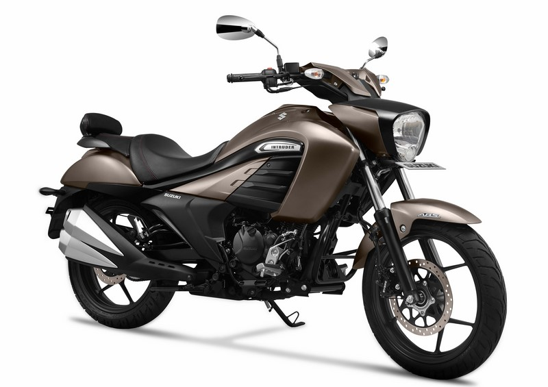 Suzuki's Upcoming 250cc Motorcycle