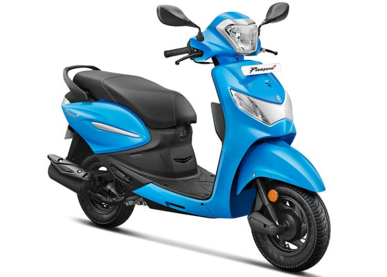Hero scooter sales