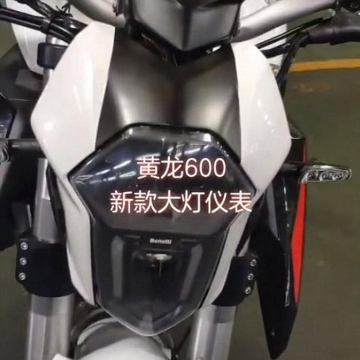 Benelli 600i 2020