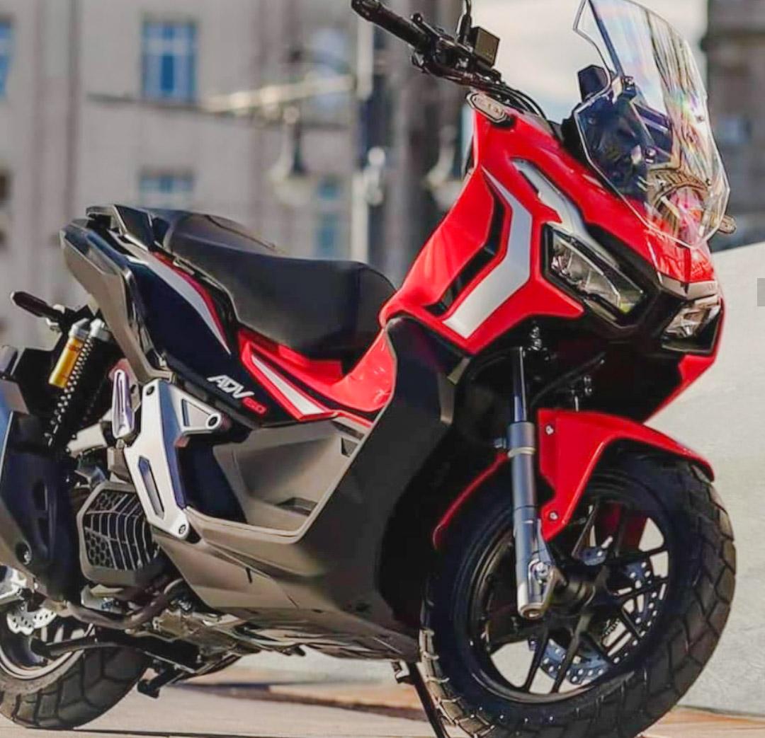 Honda X-ADV 150 pics