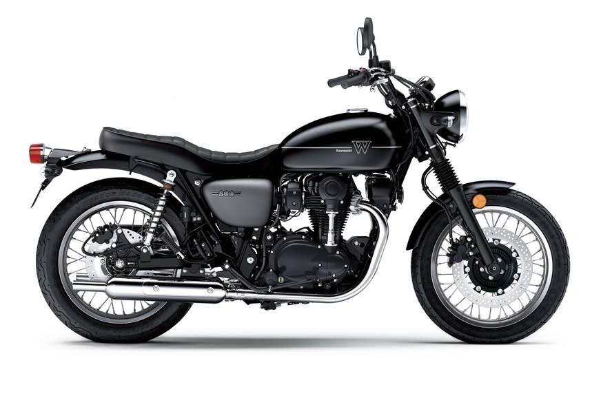 Kawasaki W800 price
