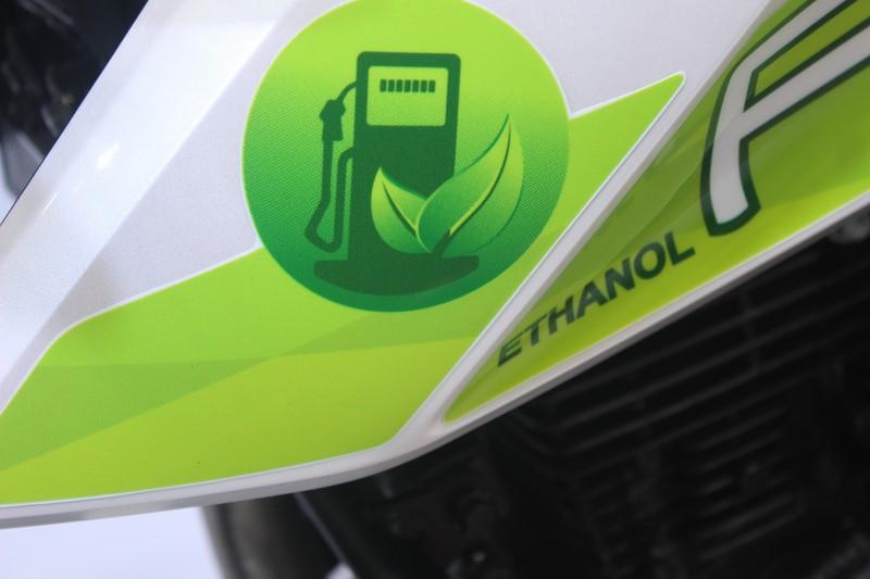 ethanol based 2-wheelers