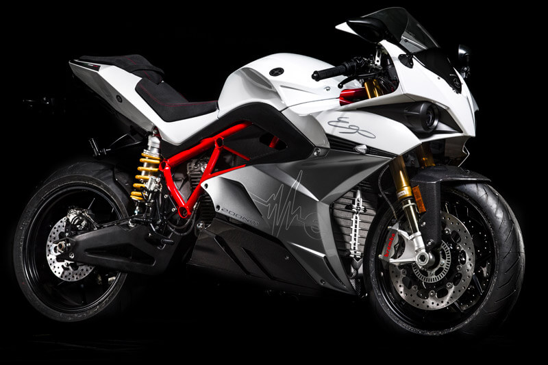 Energica Indian launch
