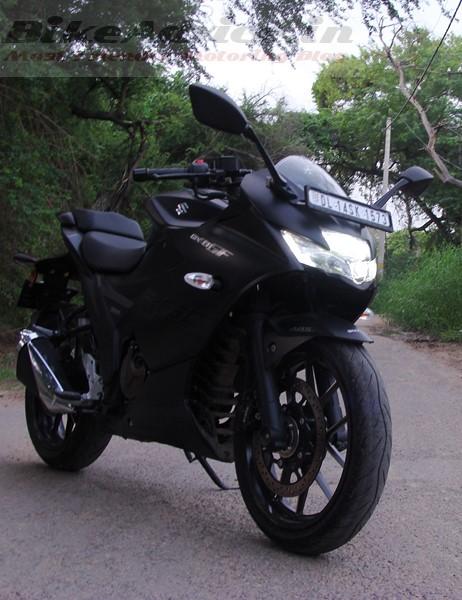 Gixxer-SF250-design