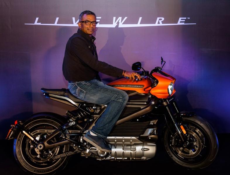 Harley Davidsons exit